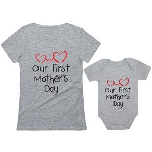 Our First Mother's Day Set